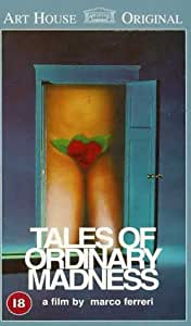 Tales Of Ordinary Madness [VHS]