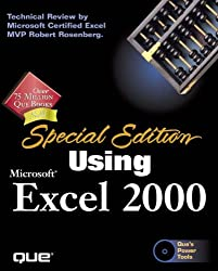 Special Edition Using Microsoft Excel 2000