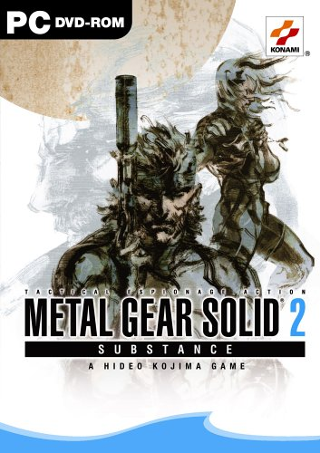 Metal Gear Solid 2: Substance (Pc Metal Gear)