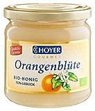 Hoyer Bio Orangenblütenhonig, 2er Pack (2 x 500 g)