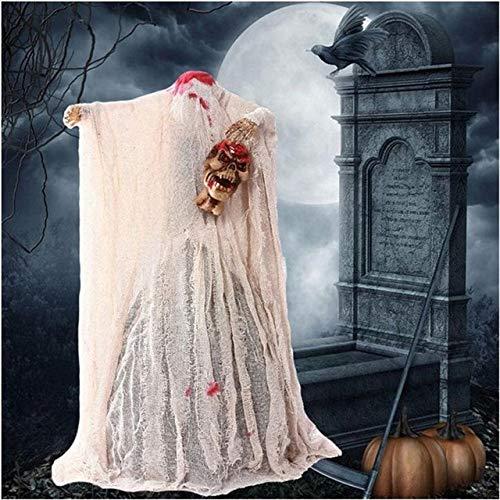 - Kopfloser Geist Kostüm