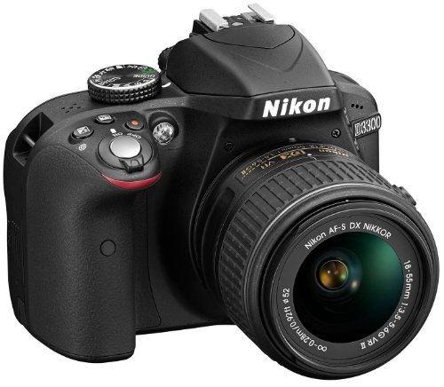 Nikon D3300 SLR-Digitalkamera Kit_3