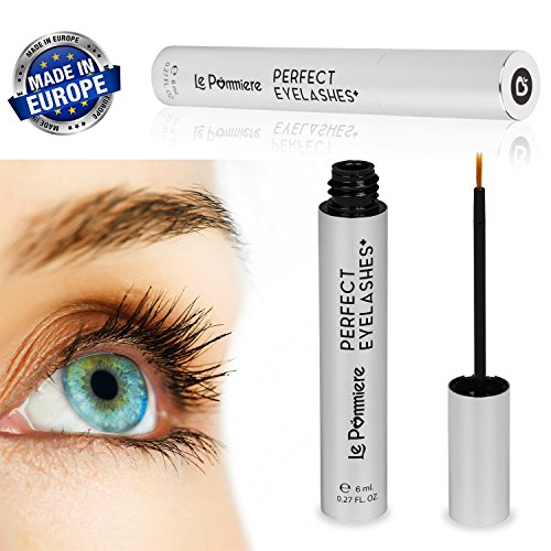 Eyelashes Growth 6ml Gel Serum crecimiento pestañas