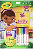 Crayola Barbie Coloring & Activity Book With Markers