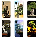 Soft Silicone TPU Transparent Phone Cover Case Capa Bonsai Village For Xiaomi Redmi Note 2 3 3S 4 4A 4X 5 5A 6 6A Pro Plus : For Redmi 3 Pro