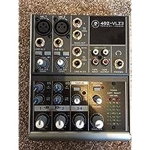 MACKIE 402-VLZ4 - mixer professionale 4 canali per live, studio, karaoke... - Live Compact Mixer