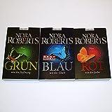 Die Ring- Trilogie 1-3 komplett (Grün wie die Hoffnung - Blau wie das Glück - Rot wie die Liebe)
