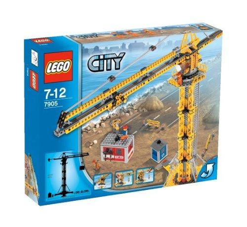 Preisvergleich Produktbild LEGO City 7905 - Großer Baukran