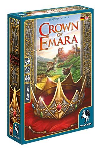 Pegasus Spiele Crown of Emara Board Game