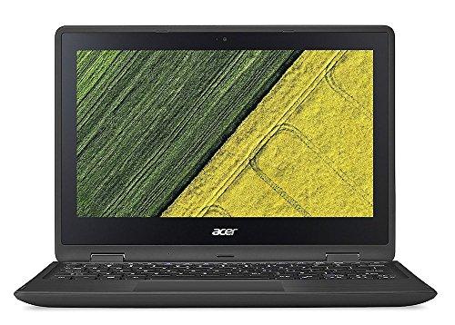 Acer Spin 1 SP111-31 (11.6 inch Touchscreen) Notebook PC Celeron (N3350) 1.1GHz 4GB 64GB eMMC WLAN BT Webcam Windows 10 Home 64-bit (HD Graphics 500) Blue