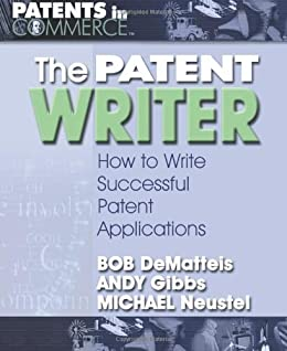 The Patent Writer (Patents in Commerce) by [DeMatteis, Bob, Andy Gibbs]