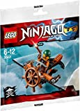 LEGO Ninjago Skybound Plane 30421 by