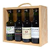 Taylors 4 x 5cl Port Miniature Selection Gift Set