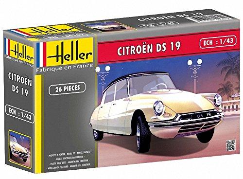 Glow2B Heller 80162 Modellbausatz Citroën DS 19 Preisvergleich