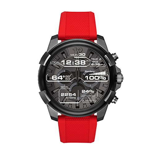 Diesel Men's Smartwatch DZT2006