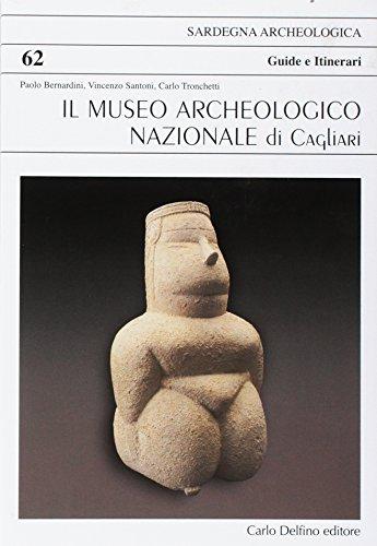 Il museo archeologico naz. di Cagliari