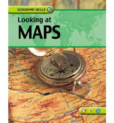 Looking at Maps (Geography Skills) (Hardback) - Common