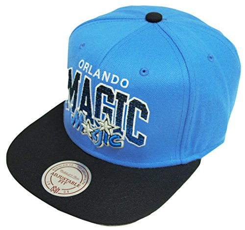Mitchell & Ness Stack Orlando Magic Snapback EU092 Cap Kappe Basecap Mens
