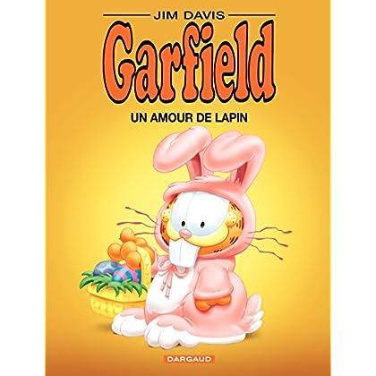 Garfield - tome 44 – Un Amour de Lapin