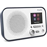Pure Elan BT3 Digitalradio  Slate Blau