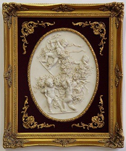 Casa-Padrino Marco de Fotos Barroco Oro Estilo Antiguo 51 x 61 cm - Decoración de la Pared