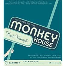 Welcome to the Monkey House Unabridged CD