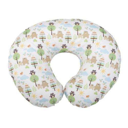 chicco-boppy-cotton-feeding-and-nursery-pillow-honey-bear