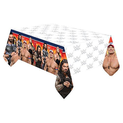 Amscan International–Mantel de plástico 570030–WWE