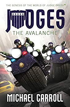 JUDGES: The Avalanche by [Carroll, Michael]