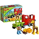 LEGO - A1302237 - Transport Du Cirque - Ville