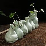 Generic 6 Patterns Ceramic Vase Ornament...
