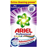 Ariel Professional Color 1 x 9.1 kg – Carton, 1er Pack (1 x 140 lavages)