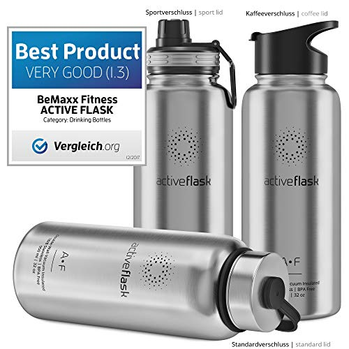 Zoom IMG-1 bottiglia termica active flask 3