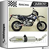 Arrow Auspuff Race Thunder Road Titan Suzuki DR-Z 400 SM 2005 05 2006 06 72005tt