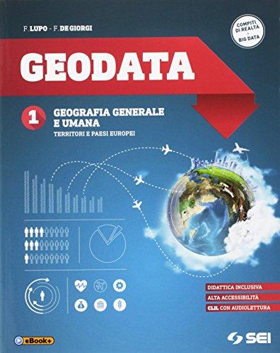 Geodata. Per gli Ist. tecnici e professionali. Con e-book. Con espansione online: 1