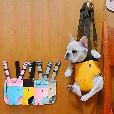 xueyan& Mochila para perros mochila para mascotas Mochila para gatos portátil Mochila para perros Mochila para perros por xueyan&
