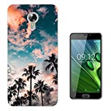 003524 - Cool Sky Palm Trees Design Acer Liquid Z6 Plus