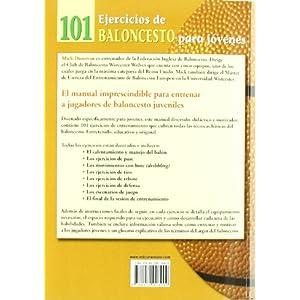 101 EJERCICOS DE BALONCESTO PARA JÓVENES (Baloncesto (tutor))