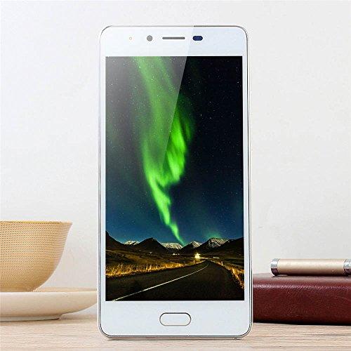 Turqu  a 5 0   ultrafino Android 5 1  3  G   32G Octacore 4  G GSM Wifi Bluetooth Doble c  mara Dual SIM Dual Standby tel  fono m  vil inteligente