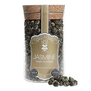 Jasmine Green Tea Pearls, 90g