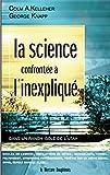 La science confrontée à l'inexpliqué