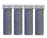 J Trim For Emjoi Micro Pedi Refill Rollers Replacement Callus Remover (Super Coarse) Pack Of 4 Jays Products Jpt Crrs