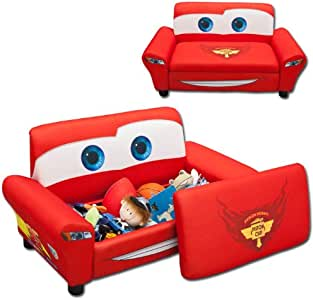 TW24 Kindersofa mit Motivauswahl (Cars)