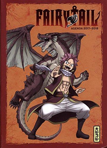 Agenda Fairy Tail por Collectif