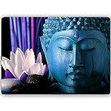 Feeby Metall Poster Buddha 70x50 cm Bilder Kunstdrucke