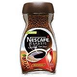 NESCAFÉ Café Classic Soluble Natural | Bote de cristal | Paquete de 200g de café