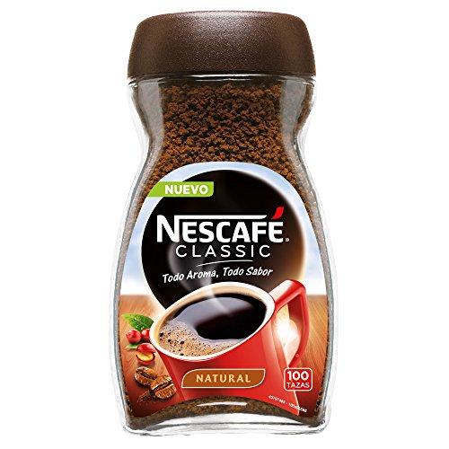 Nescafé Classic Natural Café Soluble - 200 g