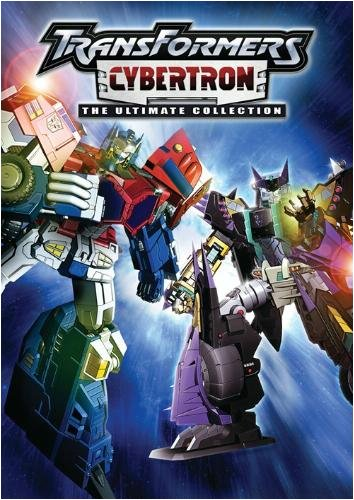 Transformers Cybertron: The Ultimate Collection (Transformers Dvd Cybertron)