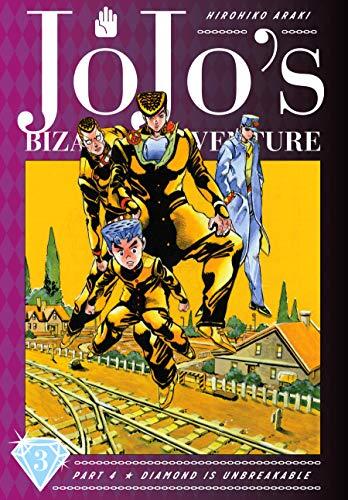 JoJo's Bizarre Adventure: Part 4--Diamond Is Unbreakable, Vol. 3 (English Edition)