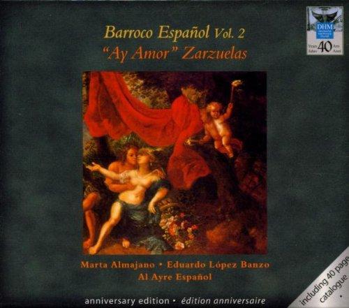 Barroco Espanol Vol.2-Ay Amor- [Import anglais]
